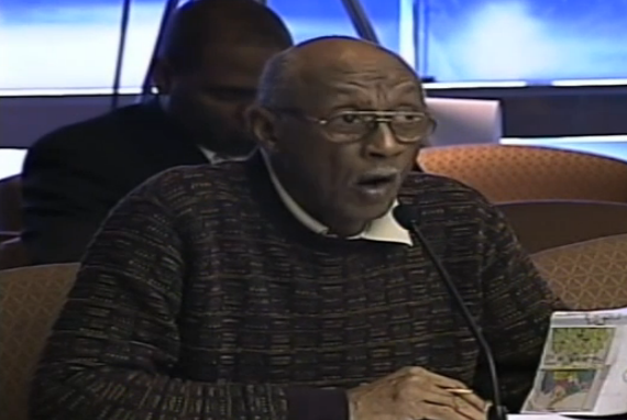 Lawsuit: Council President Pugh, police bullied elderly man