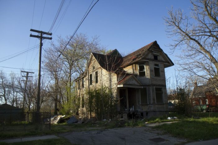Gov. Snyder to rescue? Plan targets abandoned houses