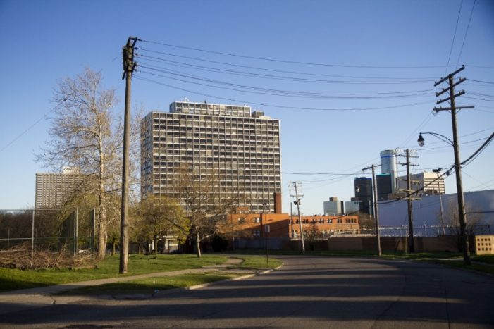 City postpones sale of iconic Lafayette Towers