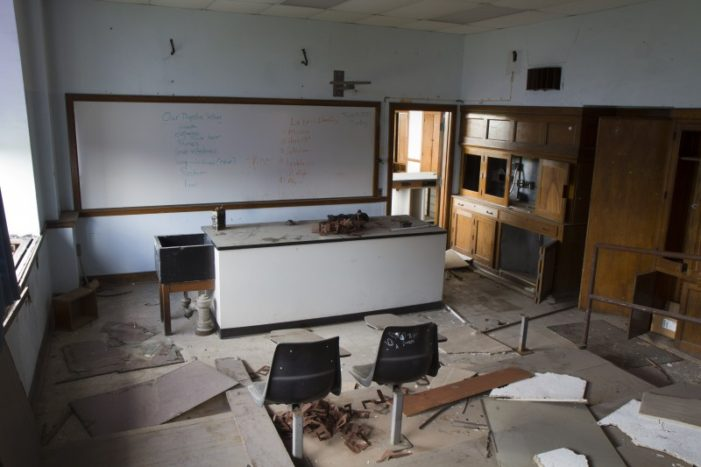 Take a visual tour of four abandoned DPS schools