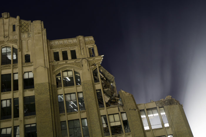 Photos: Cass Tech remembered a year later