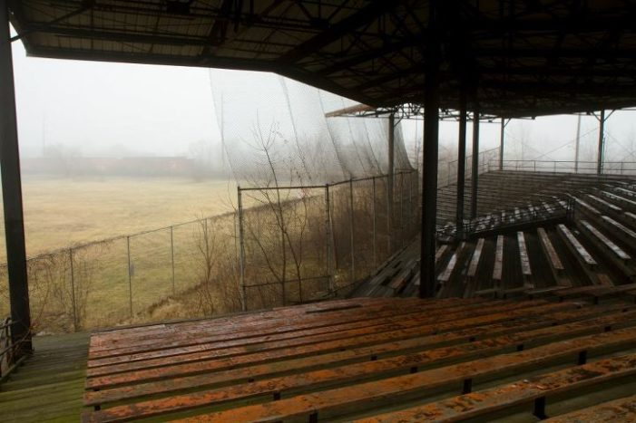 Ballpark that hosted Negro League games, Hall of Famers is preserved