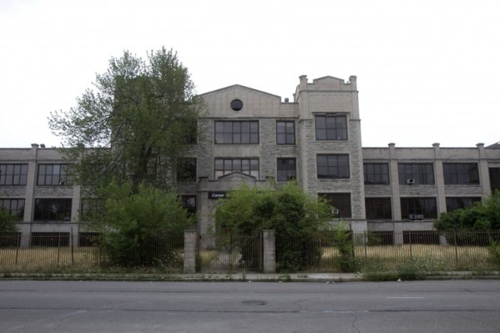 Virtual Tour: State-controlled Highland Park school coming undone