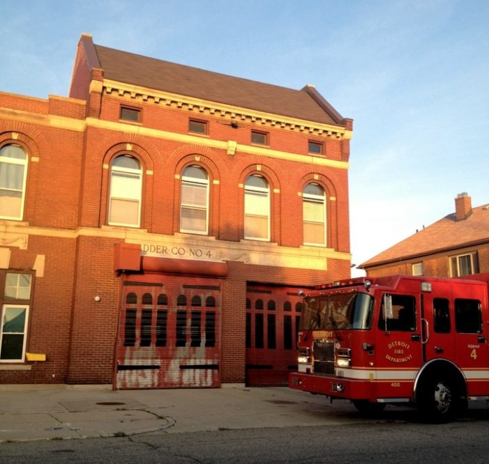 Has Detroit surrendered? City fails to protect another fire station from thieves