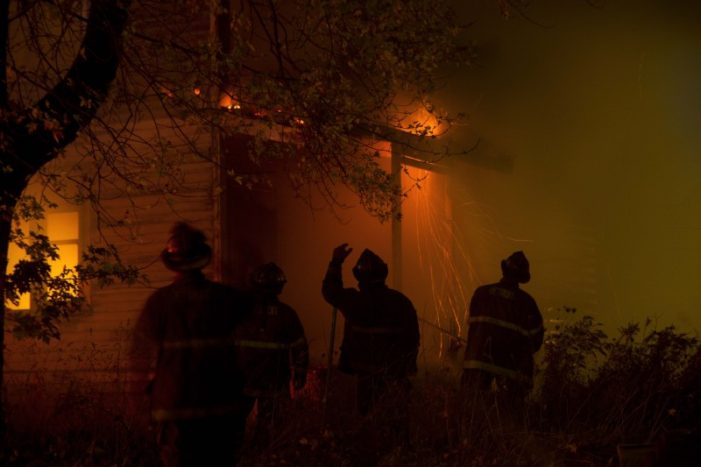 Timeline: Houses, cars, garages catch on fire during relatively mild Devil's Night
