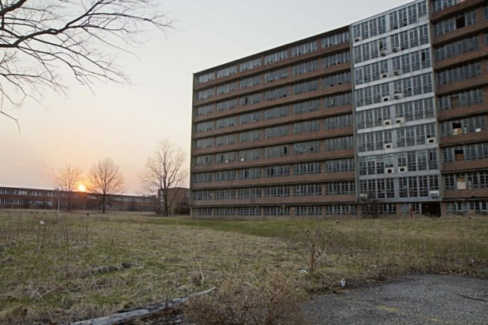 Arrests nearly triple at abandoned Northville Psychiatric Hospital this year