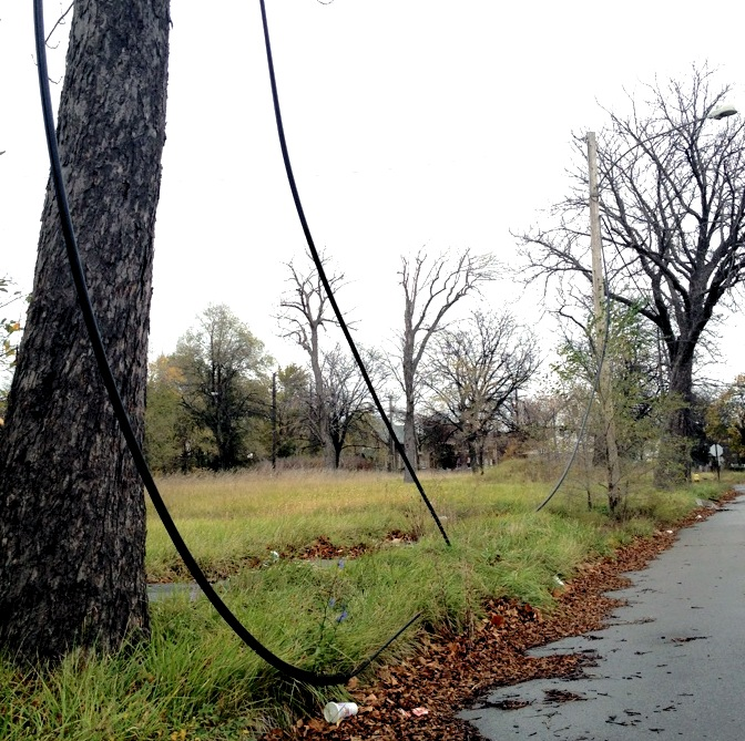 Detroit, DTE failed to protect residents from downed power lines, fires