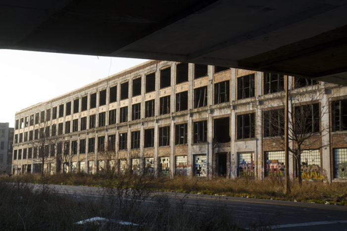 Tourists carjacked while taking photos at Packard Plant
