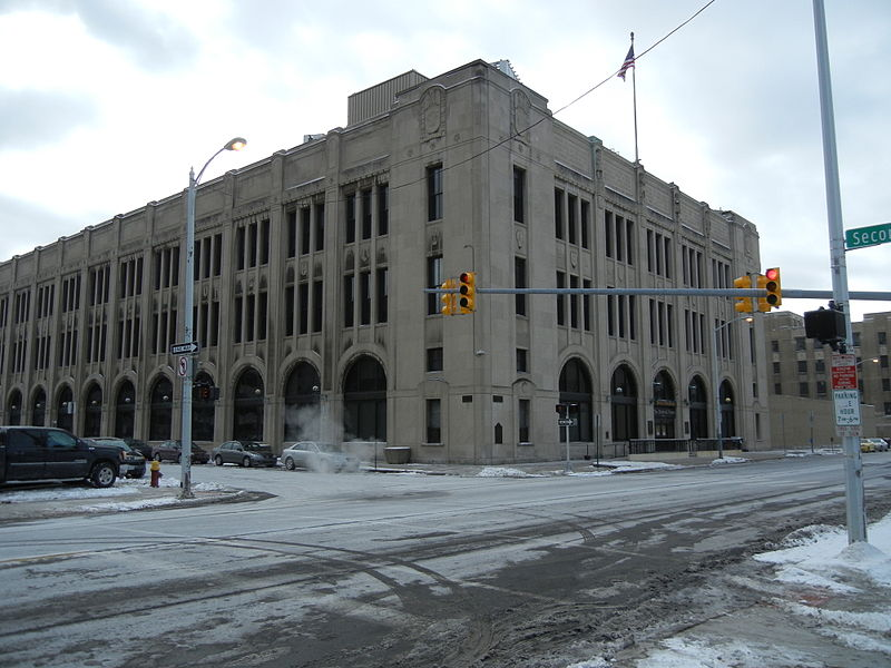 Detroit News Building1