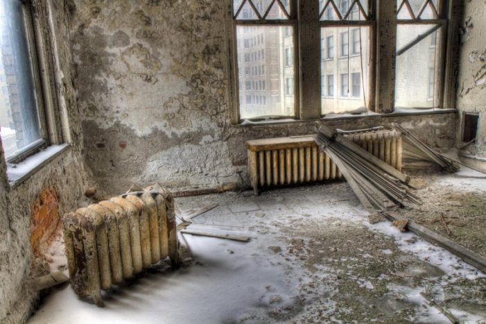 Historic Hotel Charlevoix: Take a rare glimpse inside a long-neglected building