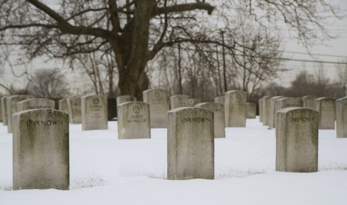 Cemetery mystery: A body and coffin were stolen from a Detroit mausoleum