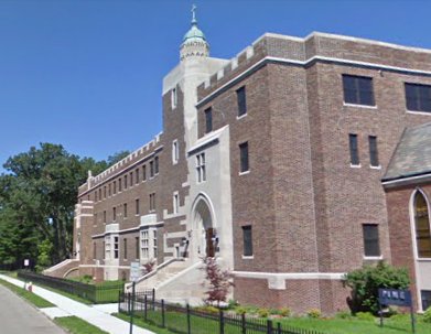 Arson investigators puzzled after attempted firebombing at Detroit church this morning