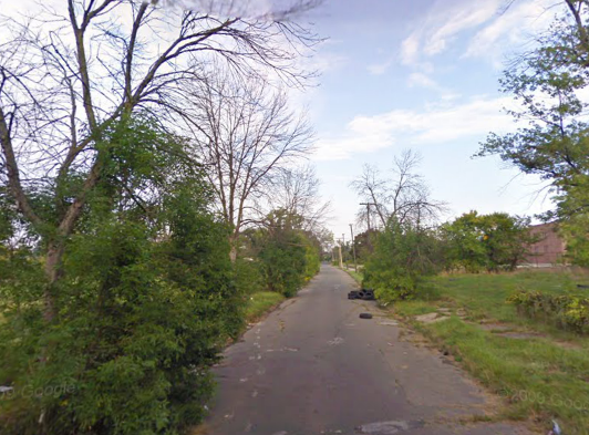 Decayed body of young woman found on east-side block decimated by abandonment, crime