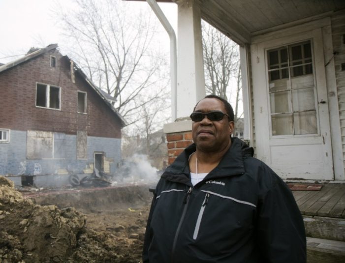 "Stuck in Detroit: One day, five fires and one man trying to flee ""this hell"""