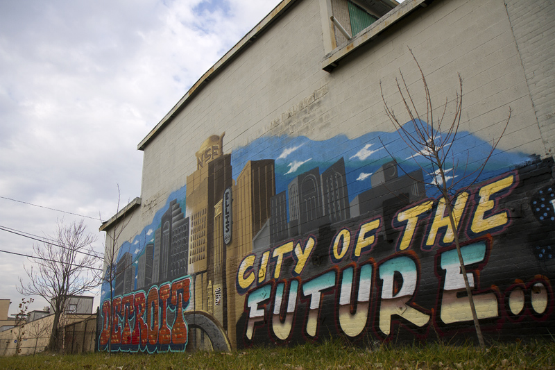 Detroit – City of the Future.