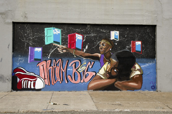 Lens on Detroit: 6 murals with positives messages of hope, perseverance