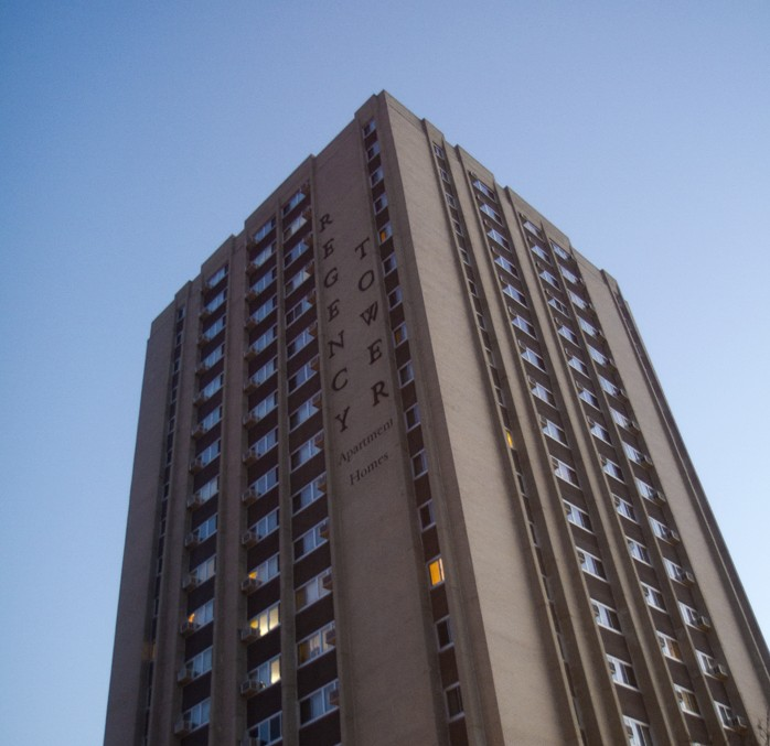 Going undercover: Hundreds of low-income residents are neglected in Detroit high-rise