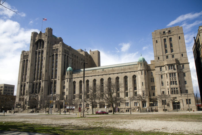 Ex-Masonic Temple operators file for bankruptcy