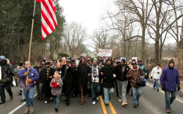 Exclusive: Feds went undercover to investigate peaceful demonstrations in Detroit, Lansing