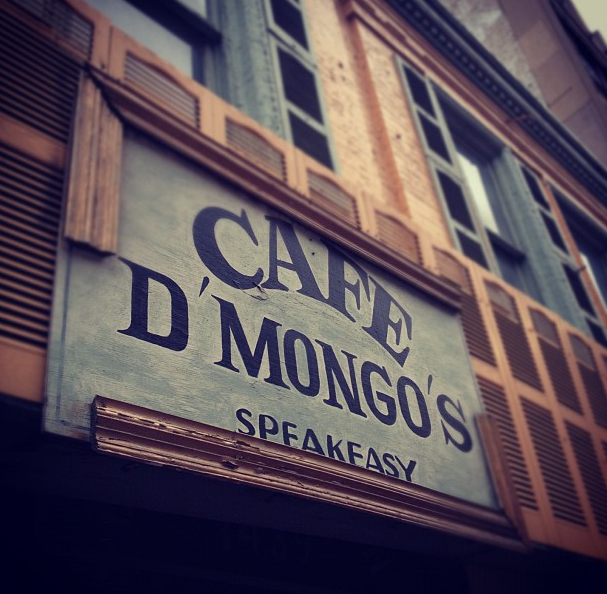 Owner of Cafe D'Mongo's attacked by graffiti vandals trying to deface Isaac Agree Downtown Synagogue