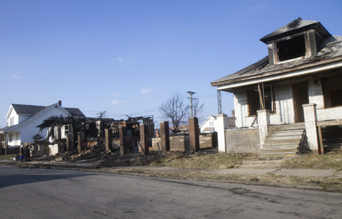 Night of hell: Arsonists ravaged as many as 18 homes in Detroit; station closures taking a toll