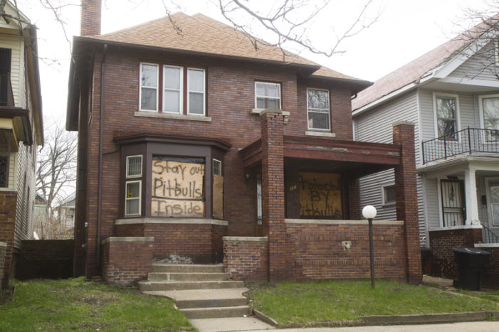 Lens on Detroit: Explore the nation's 3 most dangerous neighborhoods in photos