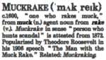muckraker essay If you have an assignment to compose a paper about the muckrakers, be sure to read the following essay example that may certainly come in handy.