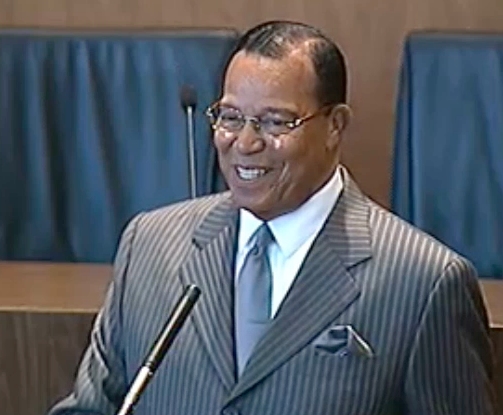 9 quotes from Nation of Islam's Farrakhan speech that won't offend white people
