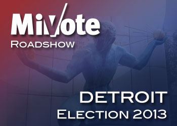 Videos of candidates for Detroit mayor, council, clerk online