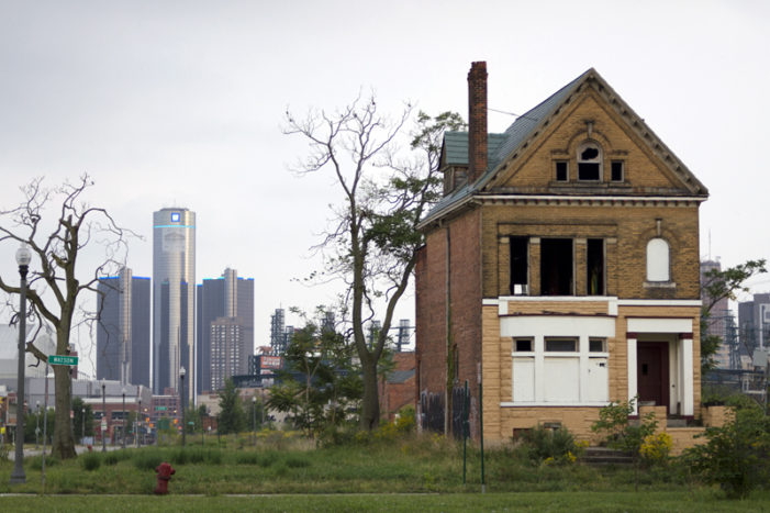 Detroit removes 16 Brush Park properties from county auction