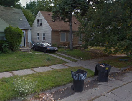Eminems childhood home is for sale on abandoned street