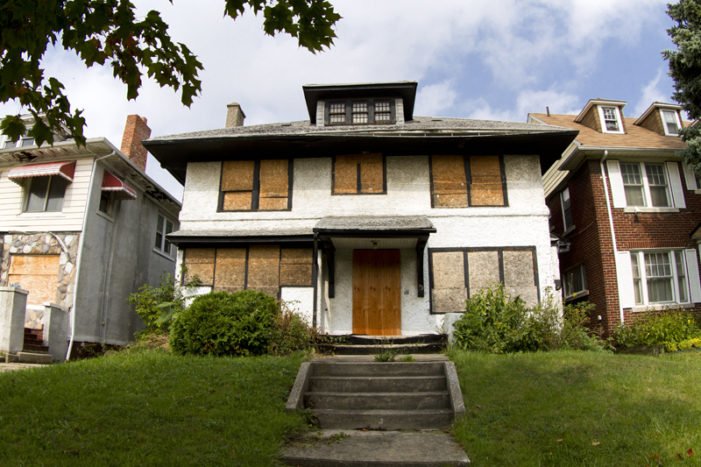 Who's buying up cheap houses in Detroit? 10 leaders at tax auction