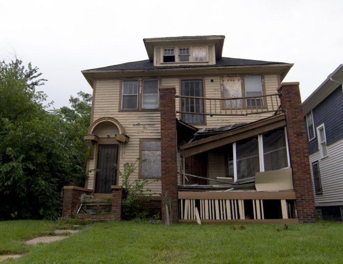 9 ugly Detroit houses selling for $500