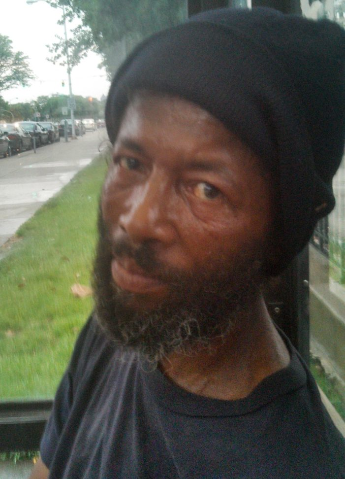 Wide awake: Aching for sleep on Detroit's streets