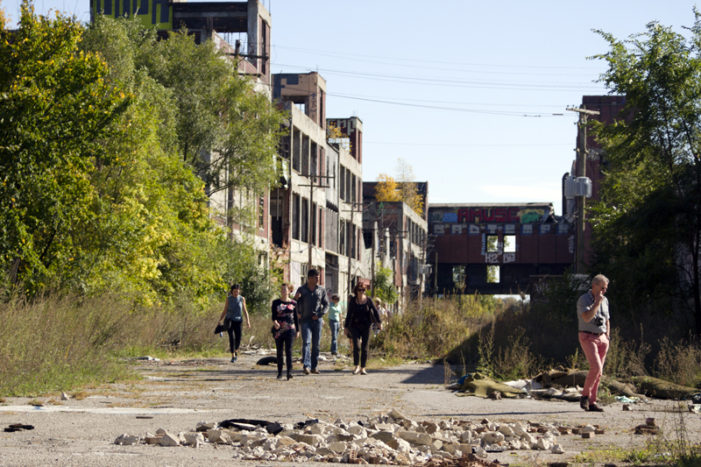 New Packard Plant owner cracks down on trespassers by stranding them