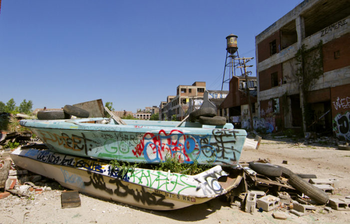 Packard Plant bid canceled after Chicago-area investor can't pay up