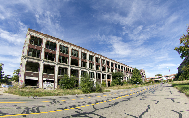 Wayne County cancels $6M bid for Packard Plant in Detroit