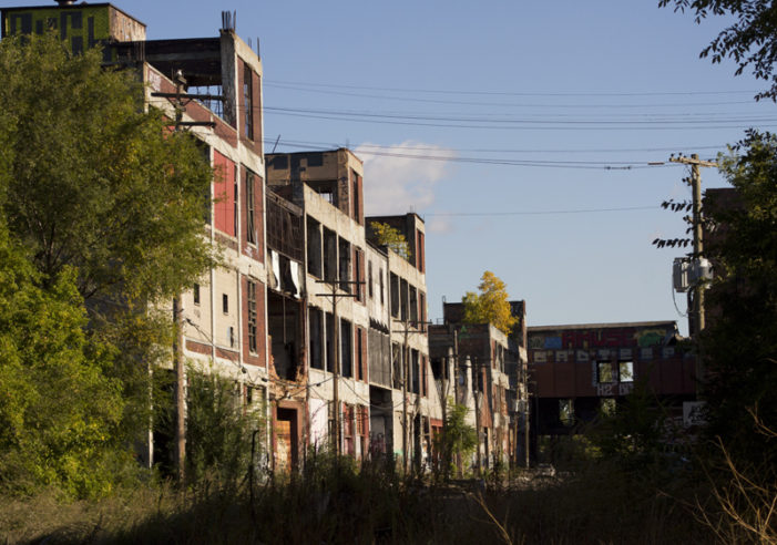 From cars to homes: Vacant Packard Plant to get new life?
