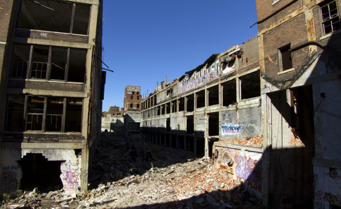 Peruvian next up to buy Packard Plant after missed deadline