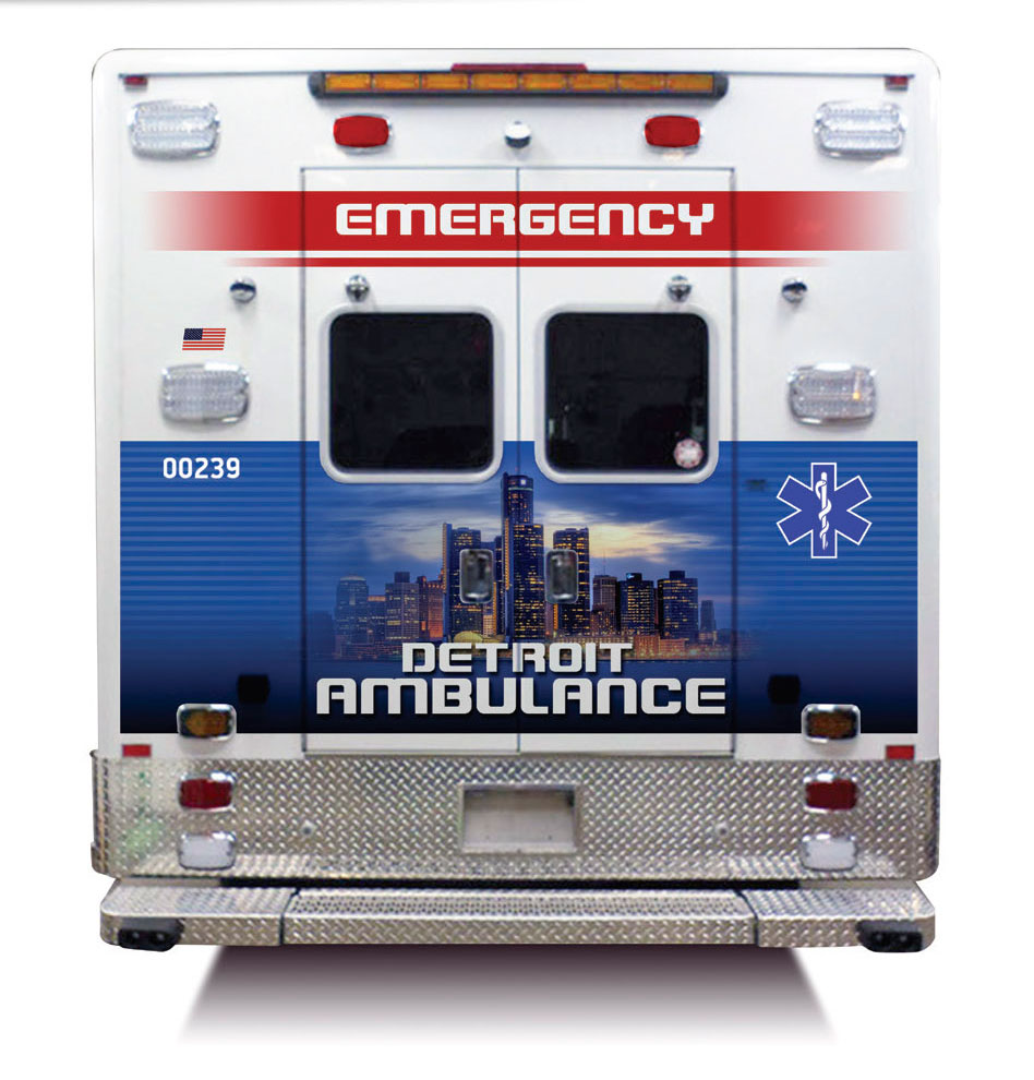 Detroit ambulance ems