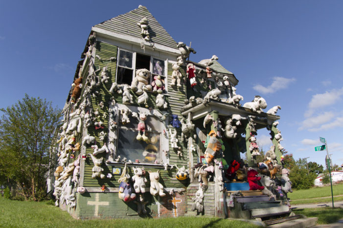 Heidelberg Project reaches fundraising goal of $50,000 following fires