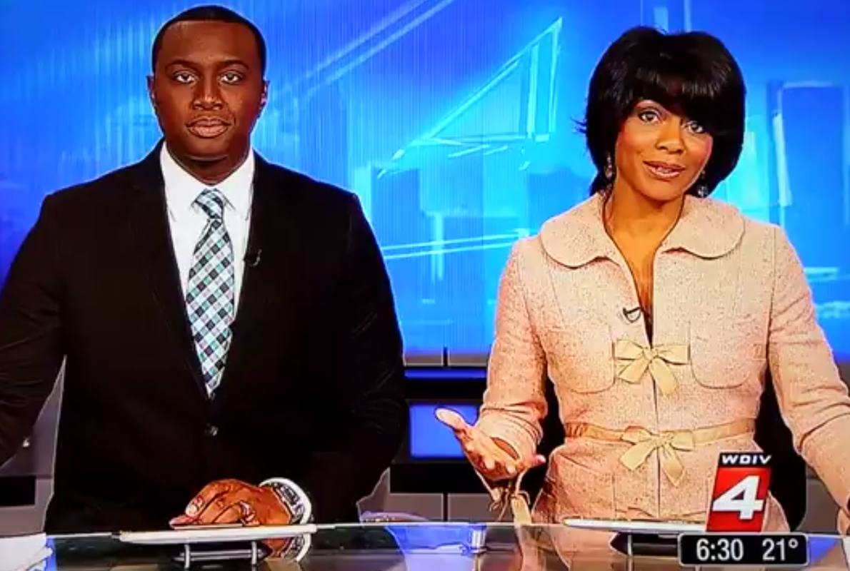 Detroit's WDIV reporter loudly drops F-bomb on TV