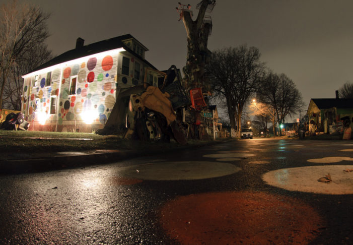 ATF turns up heat on arsonist targeting Heidelberg Project