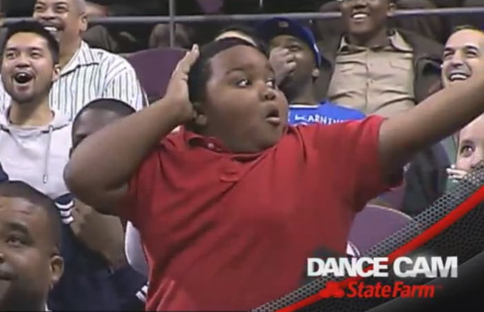 Jimmy Kimmel features Detroit tween & Pistons usher for dance-off (video)