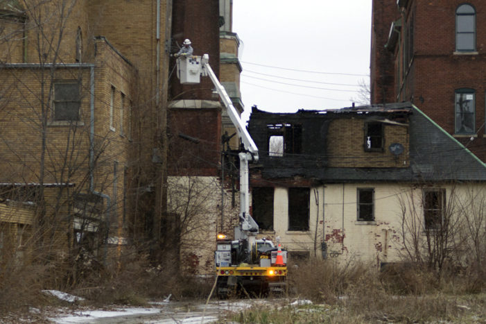 Lighting fire to choke out rats ends terribly at historic St. Stanislaus church