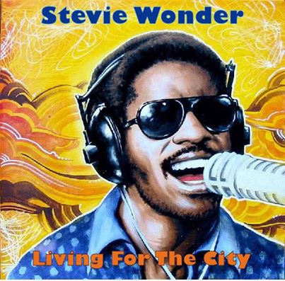"Jan. 10, 1974: Stevie Wonder's ""Living for the City"" is the No. 1 R&B song in the US"