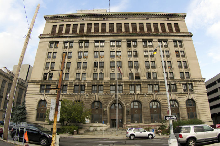 Will historic Detroit Police HQ find new life? Building evacuated, deemed unsanitary