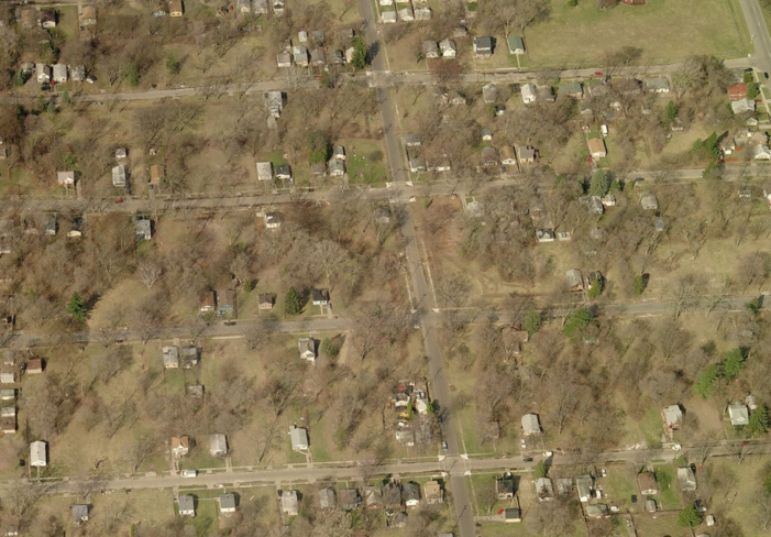 Blight authority to level 35-block area, 68 homes in northwest Detroit
