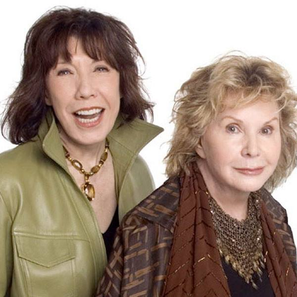 Cass Tech grad Lily Tomlin ties knot with longtime partner