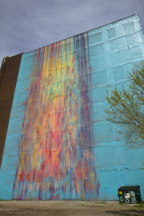 15 murals in detroit to brighten your day - Grand calendrier mural ...